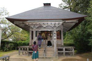 中尊寺の大日堂