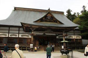 中尊寺・本堂