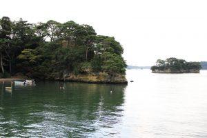 松島・福浦島