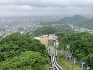 札幌大倉山ジャンプ台