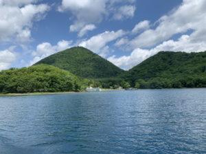 洞爺湖・中島