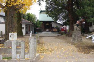 二本木神社(熊本)