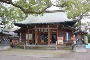 北岡神社(熊本)