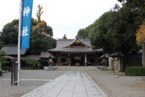 水前寺公園・出水神社