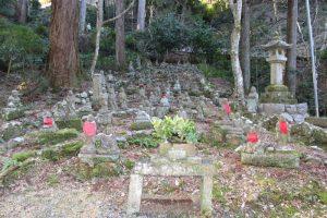 奥山方広寺の五百羅漢