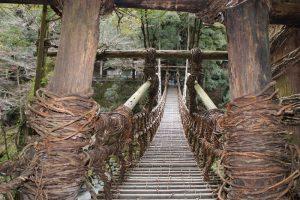 祖谷「かずら橋」