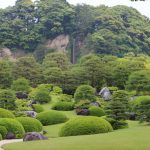 足立美術館の日本庭園