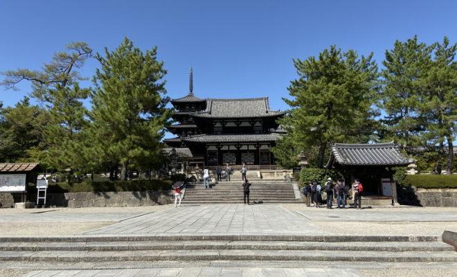法隆寺の解説 時を超えて今に伝える世界最古の木造建造物 見学ポイント ...