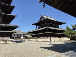 法隆寺・金堂(国宝)