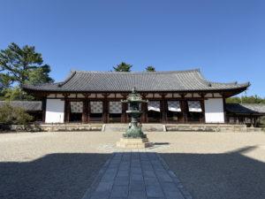 法隆寺・大講堂