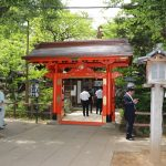 東京の愛宕神社