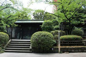 徳川家の墓所