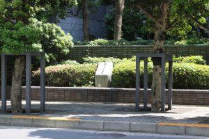 薩摩藩上屋敷跡
