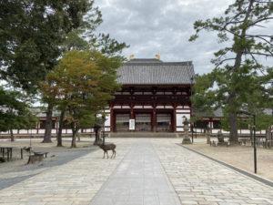 東大寺・中門