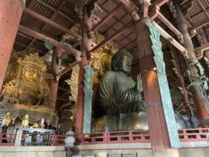 奈良の大仏(国宝)
