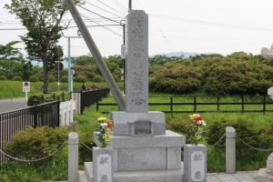 箱館戦争供養塔