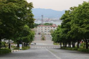 函館・元町公園