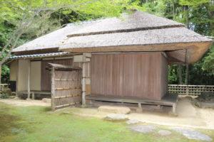 岡山後楽園・地蔵堂