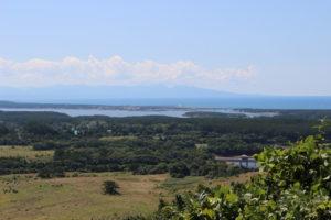 十三湖と日本海