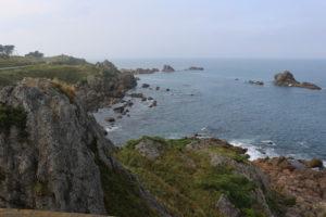 葦毛崎展望台からの眺め