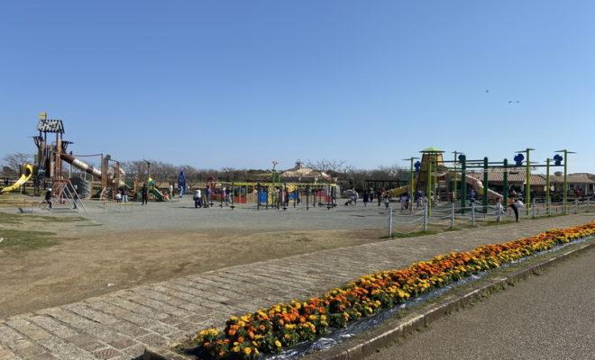 ソレイユの丘「長井海の手公園」