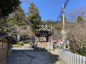 筑波山神社の神橋