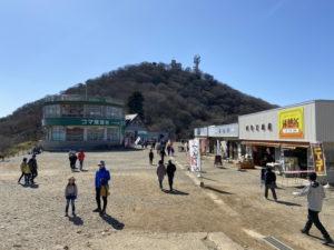筑波山(男体山)