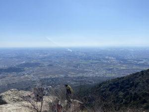 筑波山からの展望