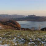 藻琴山展望台から屈斜路湖