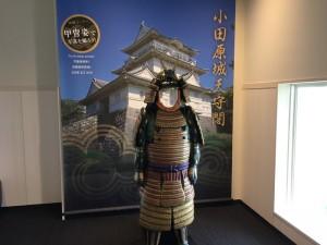 小田原城の展示物