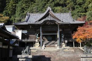 箸蔵寺・護摩殿