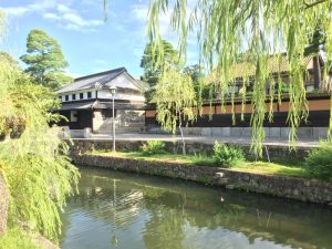 倉敷の大原邸