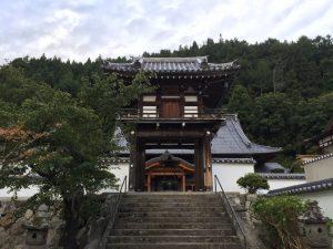 渋温泉・温泉寺
