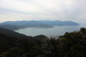 都井岬からの風景