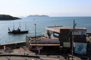 鞆の浦福山市営渡船場