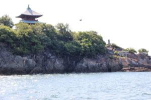 弁天島(百貫島)