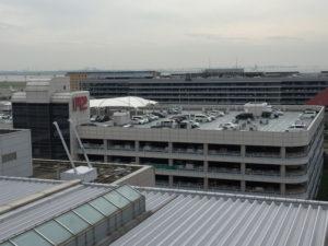 羽田空港の駐車場
