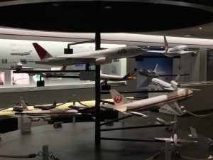 日本航空 整備工場見学