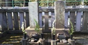 野村靖の墓